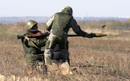 Гранатометы возле Донецкого аэропорта и беспилотники над Мариуполем. Карта АТО