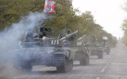 Коварный обстрел боевиков возле Донецкого аэропорта и погибший военный. Карта АТО