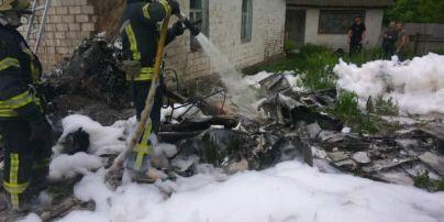 Погибший в авиакатастрофе на Черниговщине пилот воевал с вражескими дронами в АТО