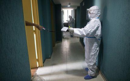 У Харкові зайняті понад 90% місць у лікарнях для хворих на COVID-19