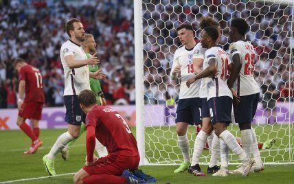 90 минут не хватило: сборная Англии вышла в финал Евро-2020, вырвав победу у Дании