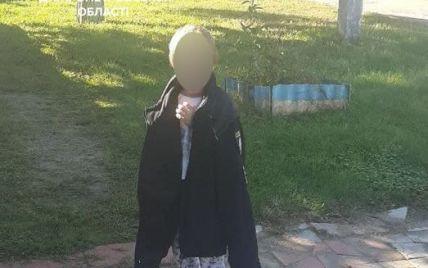 У Дніпрі на вулиці знайшли 4-річного хлопчика у піжамі