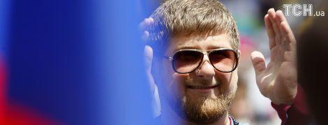 Кадиров покликав до Чечні  Макрона та Меркель