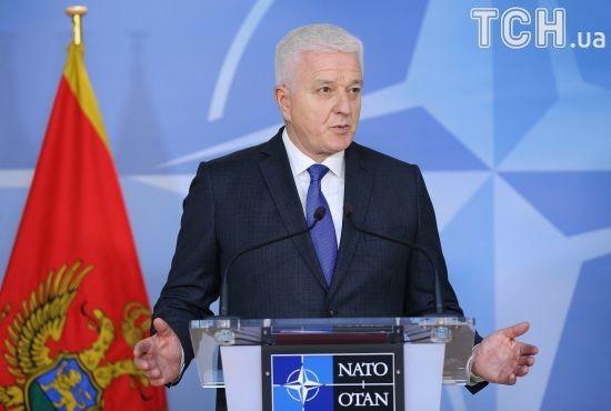 РФ заборонила в'їзд прем'єру та спікеру парламенту Чорногорії – ЗМІ