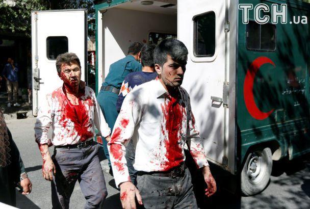 Жители России непострадали при взрыве вКабуле